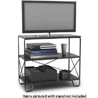 Atlantic 88335647 Rio TV Stand Up to 32 TVs - More Info