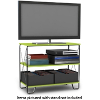 Atlantic 88335648 Rio TV Stand - Up to 32 TVs - More Info