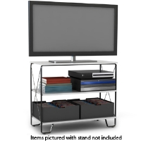 Atlantic 88335649 Rio TV Stand - Up to 32 TVs - More Info
