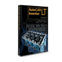 Autodesk AutoCAD Inventor LT Suite 2011 - More Info