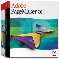 Adobe PageMaker 7.0.2 for sale Now