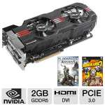 ASUS NVIDIA GeForce GTX 680 Video Card