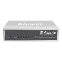 Asante FriendlyNET GX6-500 5-Port Gigabit Switch - More Info