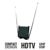 AXIS 41700 Compact Digital Indoor TV Antenna - More Info