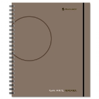 PLANNER,NOTEBK,9.25X11,GY - More Info