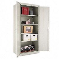 CABINET,36X24,78H,LGY - More Info