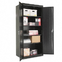 CABINET,36X24,78H,BK - More Info