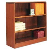 BOOKCASE,RAD,3S 36X36,MC - More Info