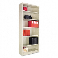 BOOKCASE,STEEL,34WX84H,PY - More Info