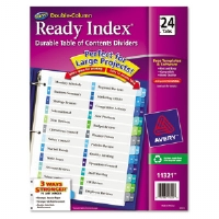 INDEX,READY,24TAB,AST - More Info