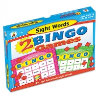 PUZZLE,SIGHT WORDS,BINGO - More Info