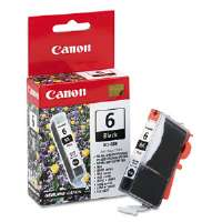 Canon Ink Cartridge BCI6BK (BCI-6) Ink Tank, 370 Page-Yield, Black