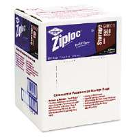 BAG,ZIPLOC STORAGE QUART - More Info