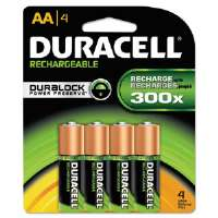 BATTERY,NIMH,RECHG,AA,4PK - More Info
