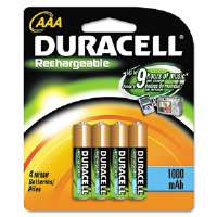 BATTERY,AAA,RECHG,4PK - More Info