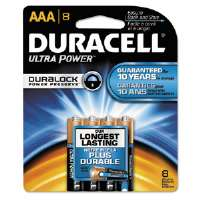 BATTERY,ULTRA,AAA,8/PK - More Info