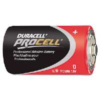 BATTERY,PROCELL,D,12/BX - More Info