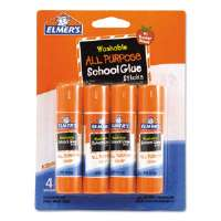GLUE,STCK,.24OZ,4/PK,CLR - More Info