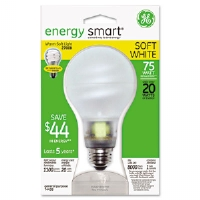 BULB,CFL,75W,ALL GLASS - More Info