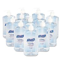 SANITIZER,PURELL,20OZ,CR - More Info