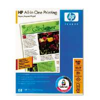 All-In-One Printing Paper, 96 Bright, 22lb, Letter, White, 500 Sheets/Ream - More Info