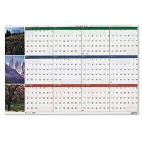 PLANNER,WALL,LAMINATED - More Info