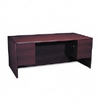DESK,72X36,D/PED,MY - More Info