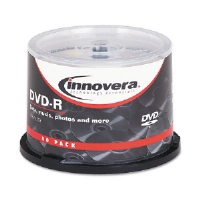 DISC,DVD-R,4.7GB, 50PK - More Info