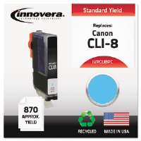 Ink Cartridge Canon CLI8PC, LCyan CLI8PC Compatible Ink, 1912 Page-Yield, Photo Cyan