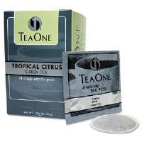 TEA,JAVA ONE,CITRUS GRN - More Info