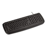 KEYBOARD,USB WIRED,BK - More Info