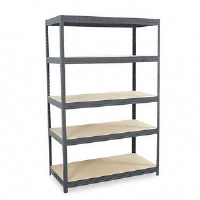 SHELVING,HEAVYDUTY,48,GY - More Info