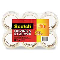 TAPE,MAIL/STORAGE 6PK,CR - More Info