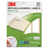 LABEL,2/3X13/4,REC,WHT - More Info