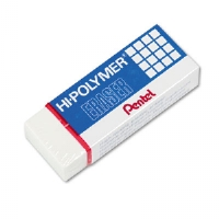 Hi-Polymer Medium Size Block Eraser, Non-Hazardous Elastomer Compound - More Info