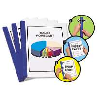 SPINES,REDI-BIND,12/PK,BE - More Info
