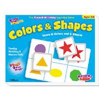 PUZZLE,COLORS & SHAPES - More Info