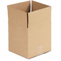 BOX,7X7X7,CORRUGATED,KFT - More Info