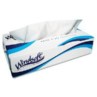 TISSUE,FACIAL, 6/PK,WHT - More Info