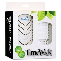 REFILL,TIMEWICK KIT, WHT - More Info