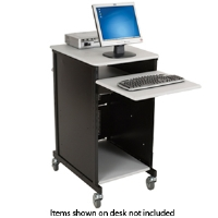 Balt 27517 Xtra Wide Presentation Cart - More Info