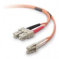 Belkin 1-Meter Duplex Fiber Optic Cable - More Info