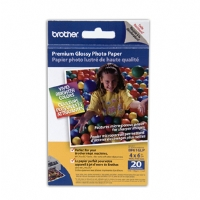Brother 4x6 Premium Glossy Photo Paper - More Info