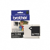 Brother LC51BK Black Ink Cartridge - More Info