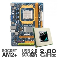 Biostar MCP6PB M2+ &amp; Athlon X2 7850 BE Bundle - More Info