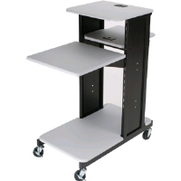Balt 27521 Xtra Long Presentation Cart - More Info