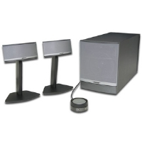 Bose&#174; Companion&#174; 5 Multimedia Speaker System - More Info