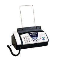 Brother Fax575 Plain Paper Fax Machine - More Info