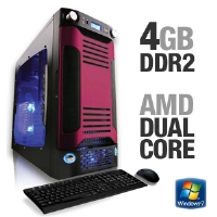 CybertronicPC SAAN4120 X-SNIPER Gaming PC - More Info