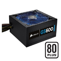Corsair CMPSU-600G 600-Watt Gaming Series GS600 Power Supply